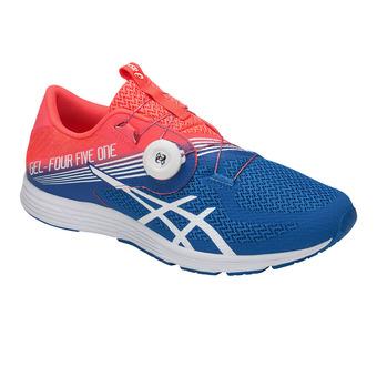 Zapatillas de running hombre GEL-451 flash coral/white/directoire blue