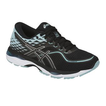 Asics GEL-CUMULUS 19 - Zapatillas de running mujer black/porcelain blue/white