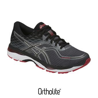 Zapatillas de running hombre GEL-CUMULUS 19 black/carbon/fiery red