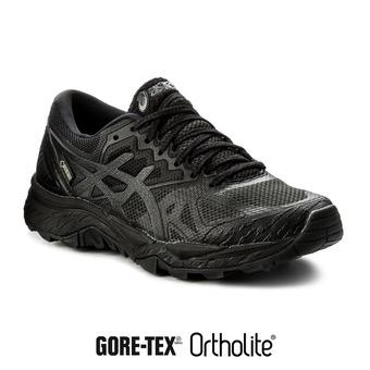 Chaussures trail femme GEL-FUJITRABUCO 6 G-TX black/phantom