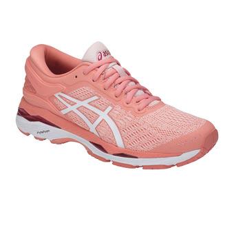 Asics GEL-KAYANO 24 - Chaussures running Femme seashell pink/white/begonia pink
