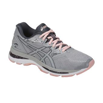 Zapatillas de running mujer GEL-NIMBUS 20 mid grey/seashell pink