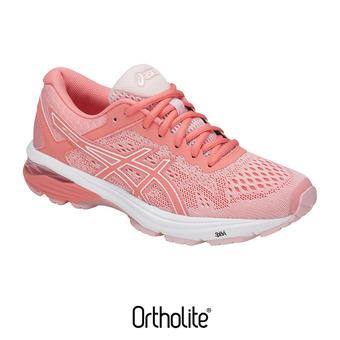 Zapatillas de running mujer GT-1000 6 seashell pink/begonia pink/white