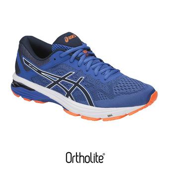 Zapatillas de running hombre GT-1000 6 victoria blue/dark blue/shocking orange