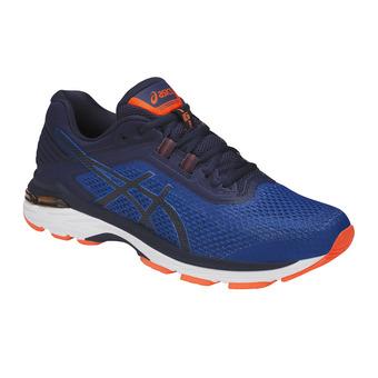 Zapatillas de running hombre GT-2000 6 imperial/indigo blue/shocking orange