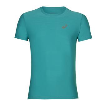 Camiseta hombre ESSENTIALS lake blue