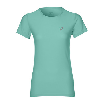 Maillot MC femme ESSENTIALS opal green