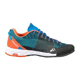 Millet AMURI - Approach Shoes - electric blue/orange