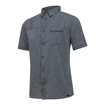 Chemise MC homme ARPI heather grey