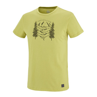 Millet BARRINHA - Tee-shirt Homme green moss