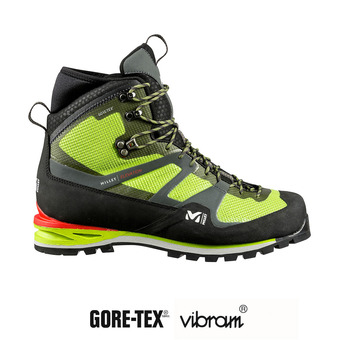 Millet ELEVATION GTX - Zapatillas de alpinismo hombre acid green