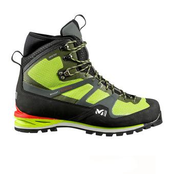 Millet ELEVATION GTX - Chaussures alpinisme Homme acid green