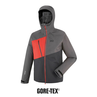 Chaqueta hombre ELEVATION ONE GTX® black/tarmac