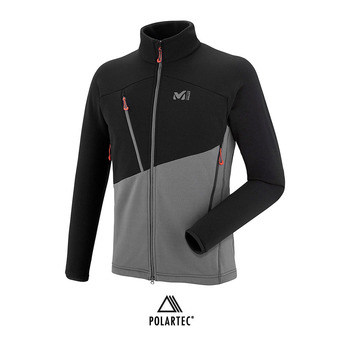 Millet ELEVATION POWER - Polar hombre tarmac/black