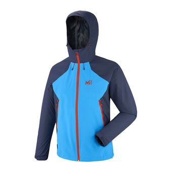 Chaqueta hombre FITZ ROY 2.5L II electric blue/ink