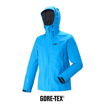 Chaqueta hombre GRAYS PEAK GTX® electric blue