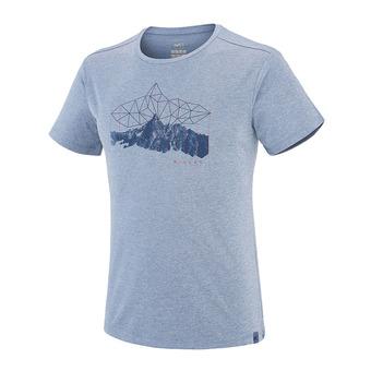 Tee-shirt MC homme ITASCA teal blue