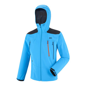 Chaqueta hombre K SHIELD electric blue