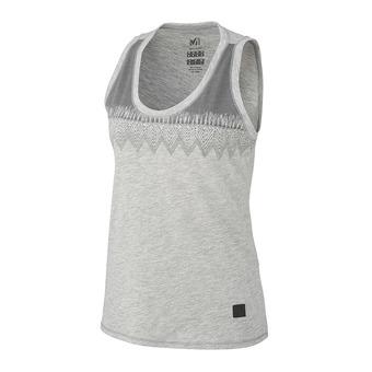 Camiseta de tirantes mujer BARRINHA heather grey