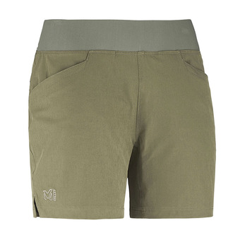 Short mujer WANAKA STRETCH grape leaf
