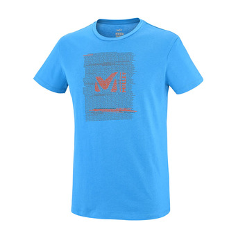 Camiseta hombre RISE UP electric blue
