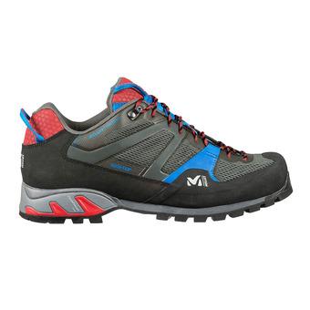 Millet TRIDENT GTX - Zapatillas de aproximación hombre grey/red