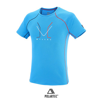Camiseta hombre TRILOGY DELTA LIMITED light sky