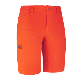 Short hombre WANAKA STRETCH orange