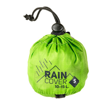 Housse de protection sac à dos RAIN acid green
