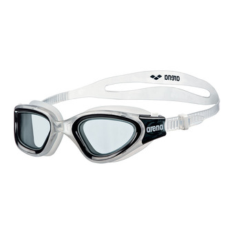 Arena ENVISION - Swimming Goggles - clear/clear black