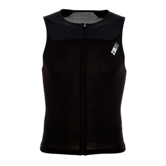 Z3Rod START TRISINGLET - Camiseta trifunción hombre black series