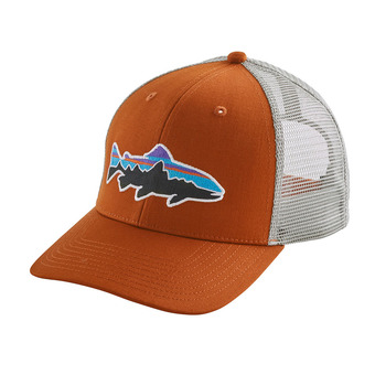 Gorra FITZ ROY TROUT TRUCKER copper ore
