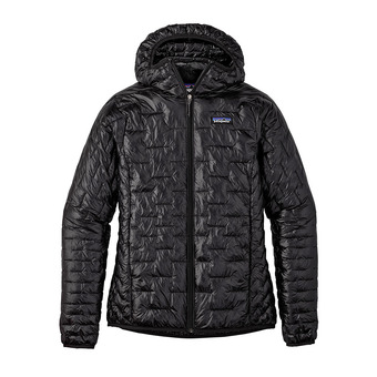 Patagonia MICRO PUFF - Down Jacket - Women's - black
