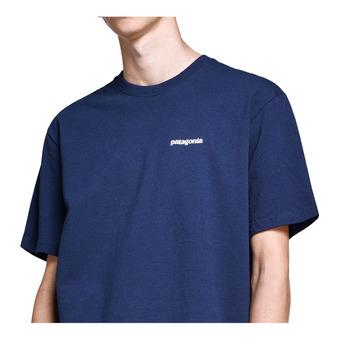Patagonia P-6 LOGO RESPONSIBILI - T-Shirt - Men's - classic navy