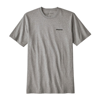 Tee-shirt MC homme P-6 LOGO RESP gravel heather