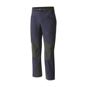 Pantalón Softshell hombre TOUREN™ dark zinc
