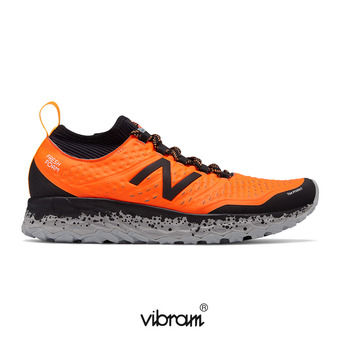 Zapatillas de trail hombre HIERRO V3 orange/black