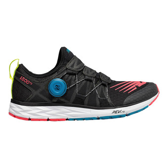 Chaussures running femme 1500 V4 BOA black/pink