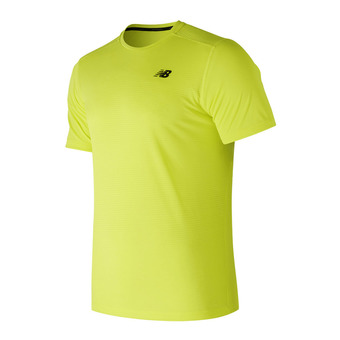 New Balance MAX INTENSITY - Camiseta hombre hilite