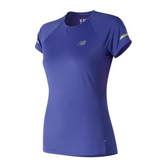 Camiseta mujer ICE 2.0 blue iris