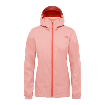 Chaqueta mujer QUEST desert flower orange heather