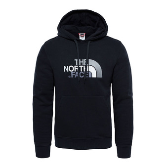 The North Face DREW PEAK - Sweat Homme tnf black/tnf black