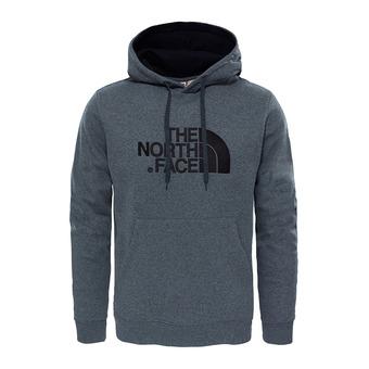 The North Face DREW PEAK - Sweat Homme tnf medium grey heather/tnf black