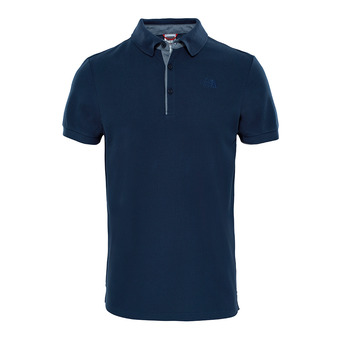 Polo MC homme PREMIUM urban navy