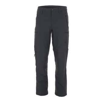 The North Face EXPLORATION - Pantalón convertible hombre asphalt grey