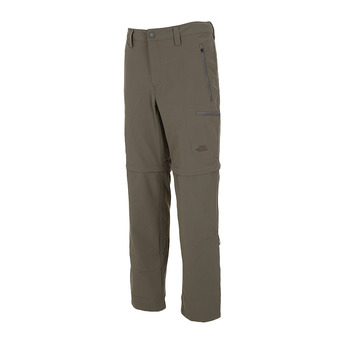 The North Face EXPLORATION - Pantalón convertible hombre weimaraner brown
