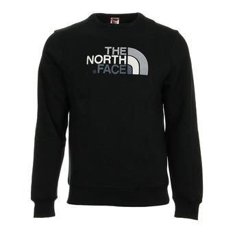 The North Face DREW PEAK - Felpa Uomo tnf black