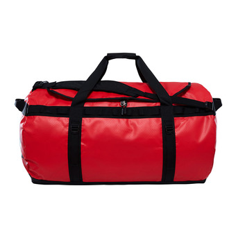The North Face BASE CAMP 50L - Bolsa de viaje tnf red/tnf black