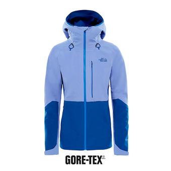 Chaqueta mujer Gore-Tex® APEX FLEX 2.0 stellar blue/sodalite blue