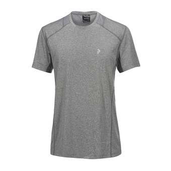 Peak Performance REACT - Camiseta hombre heather grey